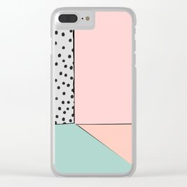 that's so 80's - Holly's home Clear iPhone Case