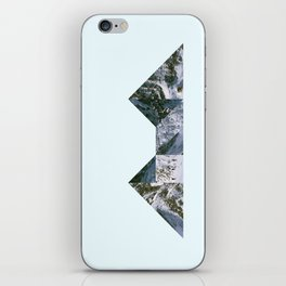 Glacier iPhone Skin