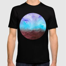 Gathering Your Storm Mens Fitted Tee Black MEDIUM