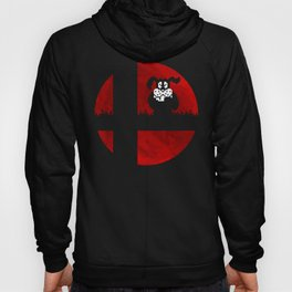 Smash and Laugh (red) Hoody