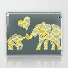 Elephant Hugs Laptop & iPad Skin