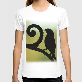 Bird on the Ironwork T-shirt