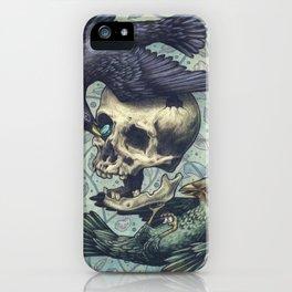 Bowerbirds iPhone Case