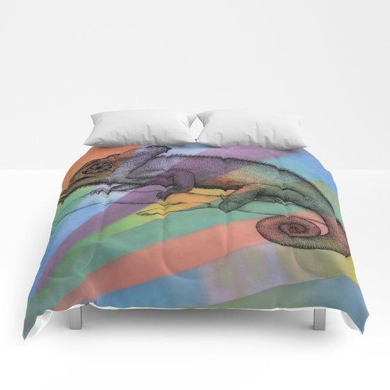 Chameleon (1) Comforters