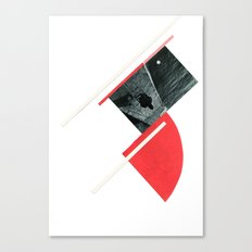 Tribute to Rodchenko Canvas Print