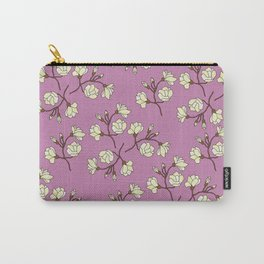 Magnolia Lover 3 Carry-All Pouch