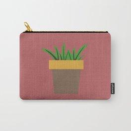 Little Succulent Carry-All Pouch