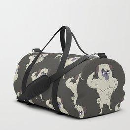 Fit Pug Duffle Bag