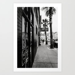 Streets of San Francisco Art Print