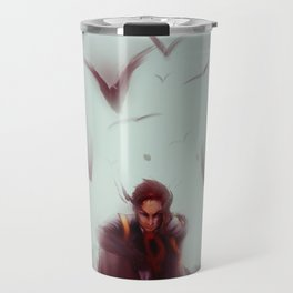 Murder of Crows Travel Mug