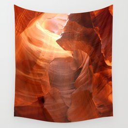 Magical Antelope Canyon Wall Tapestry