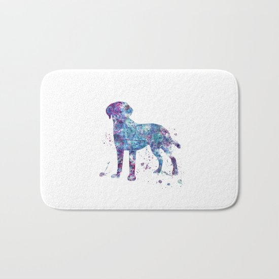 Labrador Bath Mat