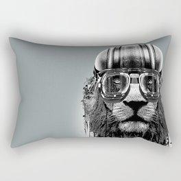LION RACER Rectangular Pillow