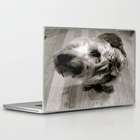 jake Laptop & iPad Skins featuring Jake by Julia Blanchette