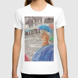 Rainy Days in Normandy T-shirt