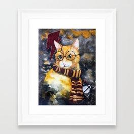 Manford Potter Framed Art Print