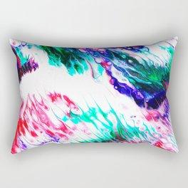 Colorful Fluctuation Rectangular Pillow