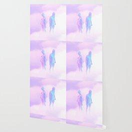 Backs Turned Wallpaper