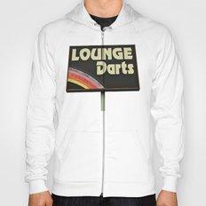 Lounge Darts sign Hoody