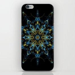 Divinity Mandala iPhone Skin