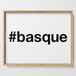 BASQUE Serving Tray