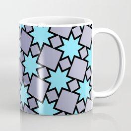 Eight Point Stars Coffee Mug