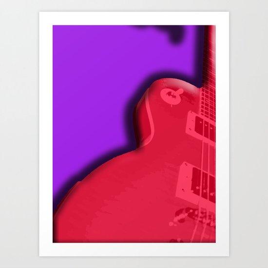 Passion Art Print