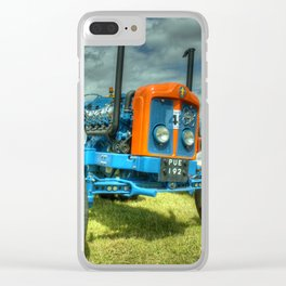 Fordson Custom Clear iPhone Case