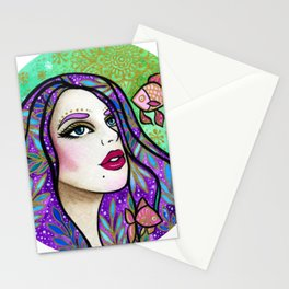 Piscies- Zodiac Series Stationery Cards