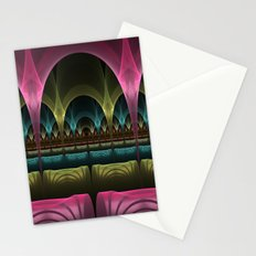 Theatre of Fantasy Fractal Stationery Cards