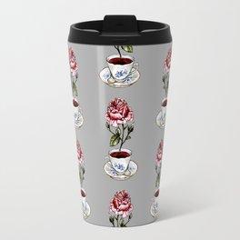 Rose Tea Travel Mug