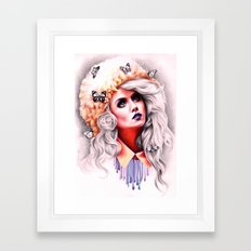 Allison Elizabeth Harvard Framed Art Print