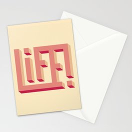 Life! Stationery Cards