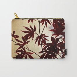 Red Hands  Carry-All Pouch