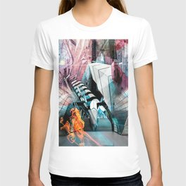 Tube Distortion T-shirt