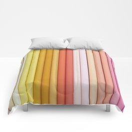 Color pencil Comforters