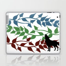 The Wolves of Mercy Falls Laptop & iPad Skin