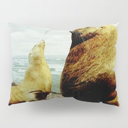 Sea Lion II Pillow Sham