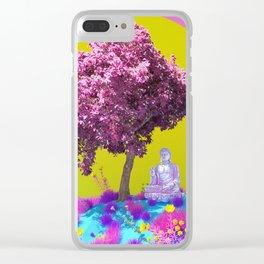 P A C ! F I S T Clear iPhone Case