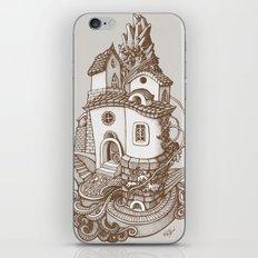 Crystal Mountain - 2 iPhone & iPod Skin