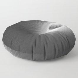 Solar Eclipse -2017 Floor Pillow