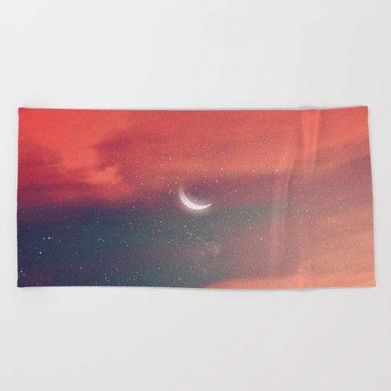 Crave Beach Towel
