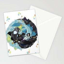 Dream Kois: Piscis Stationery Cards