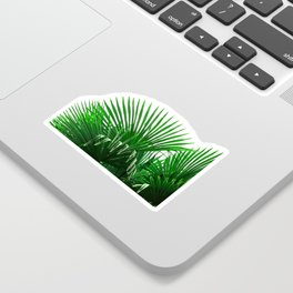 Tropical Vibes #8 Sticker