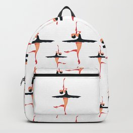 Black swan Ballerina Backpack