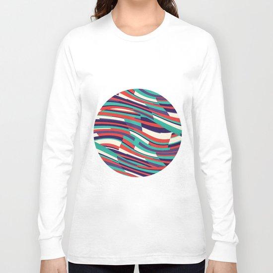 Respect Lines Long Sleeve T-shirt