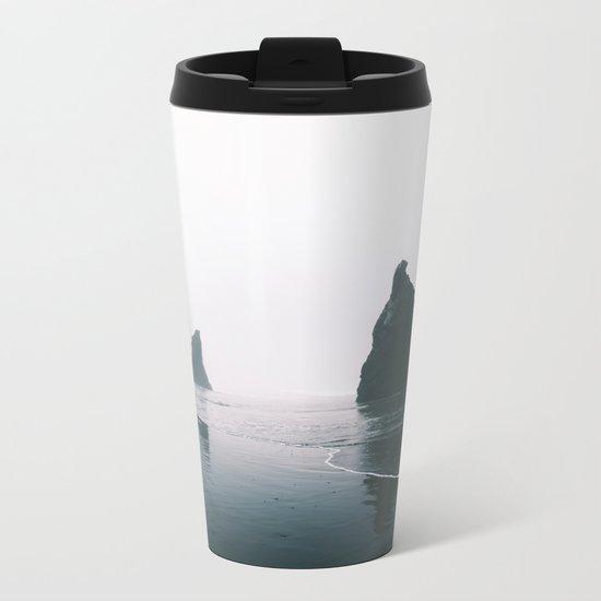 Ruby Beach Metal Travel Mug