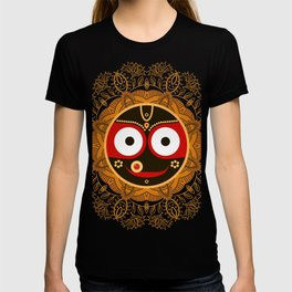 Jagannath. Indian God of the Universe. Lord Jagannatha. T-shirt