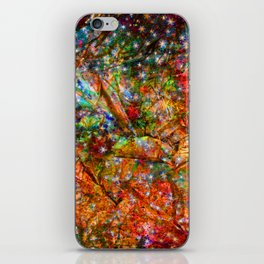 gift wrapping paper iPhone Skin