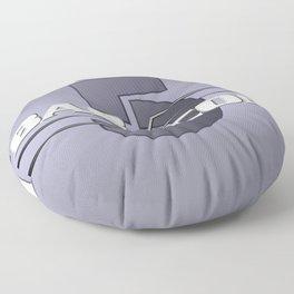 Babcom Floor Pillow